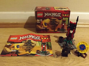 Lego Ninjago 2516 Ninja Training Outpost  100 Complete  Excellent Condition - <span itemprop='availableAtOrFrom'>Basingstoke, Hampshire, United Kingdom</span> - Lego Ninjago 2516 Ninja Training Outpost  100 Complete  Excellent Condition - Basingstoke, Hampshire, United Kingdom