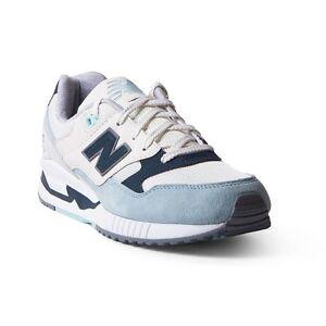 Shoe New Balance W530sd Classic Suede/mesh Light Blue Kindermode, Schuhe & Access. Sonstige