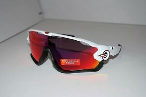 Oakley Jawbreaker Prizm >> Details About Oakley Jawbreaker Prizm Road Sunglasses Oo9290 05 Polished White Prizm Road New