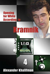 Opening-for-White-according-to-Kramnik-1-Nf3-Book-4-2nd-edition-NEW-CHESS