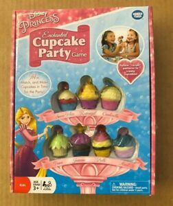 Wonder Forge Disney Princess Enchanted Cupcake Party Game For Girls /& Boys...