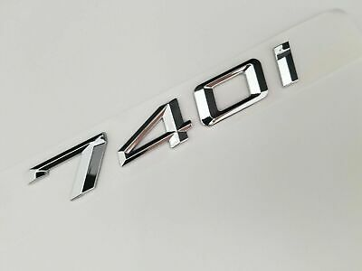 CHROME X3 FIT X-3 REAR TRUNK NAMEPLATE BADGE EMBLEM NUMBER LETTER DECAL NAME