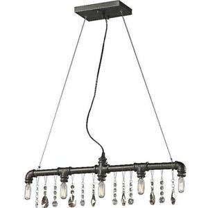 Bespoke Industrial Retro rustic bar catering Designer conduit Light switch