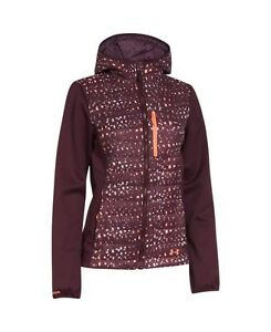 Activewear Jackets Activewear Dutiful Under Armour Women's Coldgear Infrared Primaloft Storm Women's Jacket Save $85 Beautiful In Colour