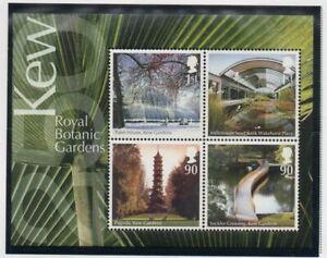 Great Britain Sc 2670 2009 Kew Gardens  stamp sheet mint NH