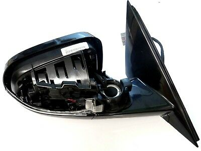 Right driver side wing mirror glass for Jaguar XE 2015-On heated