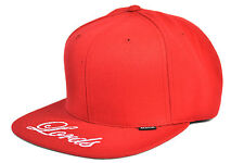 ab86a20031a BLACK SCALE LORDS SNAPBACK CAP RED OSFM AUTHENTIC BLVCK SCVLE IMPORTED FROM  USA