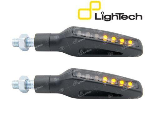 LIGHTECH COPPIA FRECCE NERE LED FRE924NER DUCATI Hypermotard 939 2013-2018