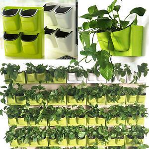 Vertical Self Watering Green Plant Wall Balcony Garden