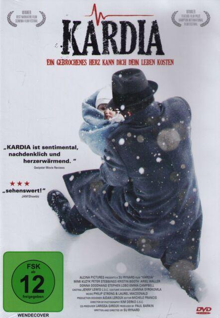 DVD NEU/OVP - Kardia - Ein gebrochenes Herz kann dich dein Leben kosten