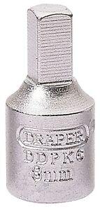 38324-Brand-New-Draper-8mm-5-16-Square-3-8-Square-Drive-Drain-Plug-Key