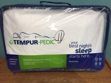 LOT OF 2 Tempur-Pedic Symphony Pillows Ergonomi, Sculpted Support Standard Size