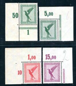 DR-1926-378-A379-POSTFRISCH-ECKRAND-C2751