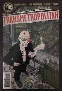 Transmetropolitan-1-1997-DC-Vertigo-First-Printing-Comic-Book
