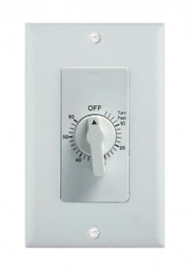 BN-LINK-60-Minute-In-Wall-Spring-Wound-Loaded-Countdown-Timer-Mechanical-Switch