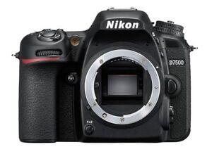 Nikon D7500 Appareil Photo Numérique Reflex
