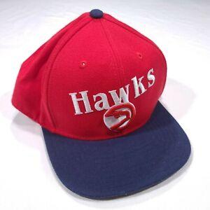etc. Permanentemente Mayo  VTG 90'S ADIDAS ATLANTA HAWKS SNAPBACK HAT NBA BASKETBALL | eBay