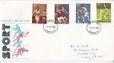 GB 1980 Sport FDC London E1 CDS VGC