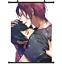 4090 Anime Free Iwatobi Swim club wall Poster Scroll  A