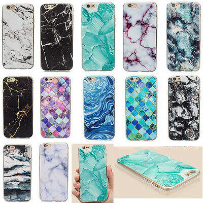 Ultra Slim Rubber Soft TPU Silicone Back Case Cover for iPhone X 5 6s 7 8 Plus