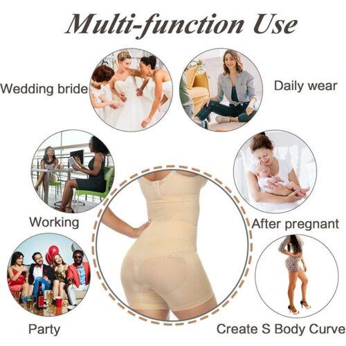 Women Waist Trainer Thigh Slimmer Control Panty Underwear Knickers Body Shaper