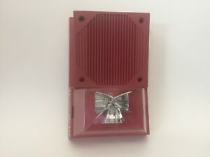 Space Age Electronics HA24D & VA4-BL-RA24D-H<wbr/>A24D Fire Alarm Horn/Strobe Combo