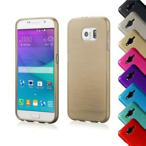 Samsung Galaxy Handytasche Handyhülle Schutzhülle Case Cover Hülle Metallic