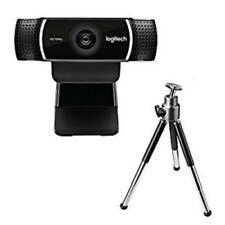 Logitech C922 Pro Stream HD Webcam - Black - (960-001087)
