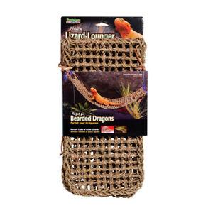 Penn-Plax-Natural-Lizard-Lounger-Hammock-Xlarge-Free-Shipping