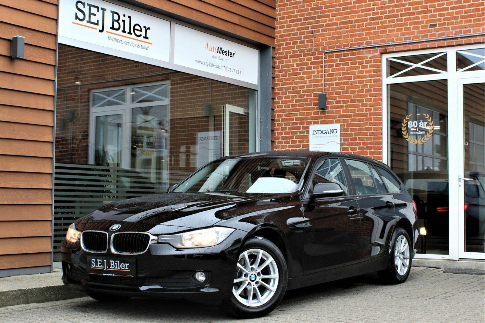 d165c721 BMW 318d Anmeldelser - Se vurderingen på Bilbasen