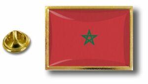 pins-pin-badge-pin-039-s-metal-avec-pince-papillon-drapeau-maroc-marocain