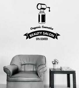 1199ig Vinyl Wall Decal Spa Salon Center Beauty Health Massage Stickers