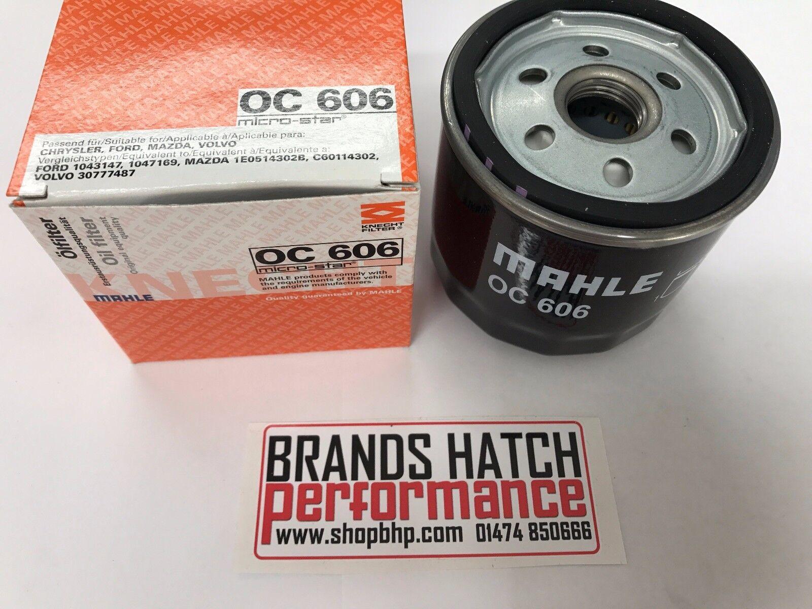 Knecht OC 606 Oil Filter