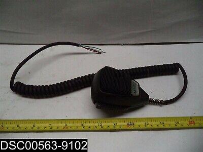 Astatic 611 handheld microphone