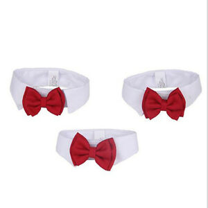 Adorable-Dog-Cat-Pet-Puppy-Kitten-Toy-Bow-Tie-Necktie-Collar-Clothes-Good