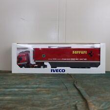 1:43, Semi-Truck, Ferrari Formula 1, Erotech Iveco