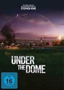 4 DVDs * UNDER THE DOME - STAFFEL / SEASON 1 ~ STEPHEN KING ~ DIGI  # NEU OVP +