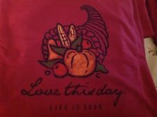 Life is Good New Women's New Long Sleeve T Shirt