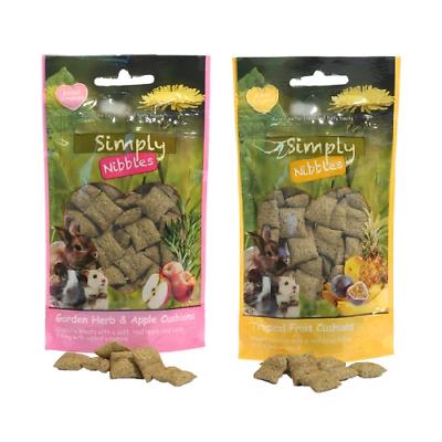 Oxbow Snacks horneados Simple Rewards de ar/ándanos para mascotas peque/ñas