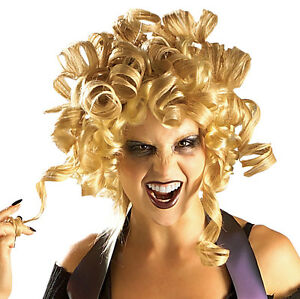 HALLOWEEN-FANCY-DRESS-WIG-UHA-GHOULDILOCKS-WIG