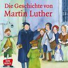 Die Geschichte von Martin Luther von Susanne Brandt (2016, Geheftet)