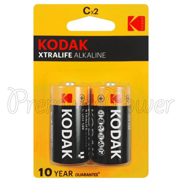 Kodak Xtralife Alkaline AAA Micro Batteries 1050mAh 1,5V LR03 selection