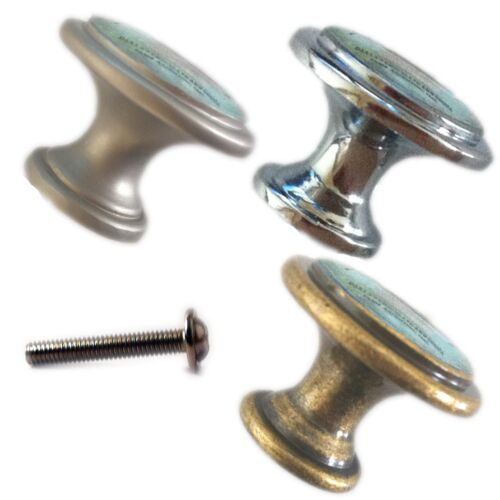 Zinc Alloy Knobs Steampunk Dogs 30mm Cupboard Drawer Door Handles Decorated