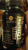 Acetyl L-carnitine + Vitamin C