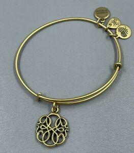 Alex And Ani Path Of Life Rafaelian Gold Bracelet