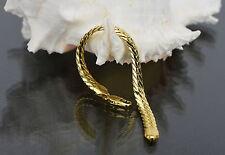 Luxus Damen Herren Armband Königskette 18cm x 8mm 750 Gold/18K vergoldet  1569