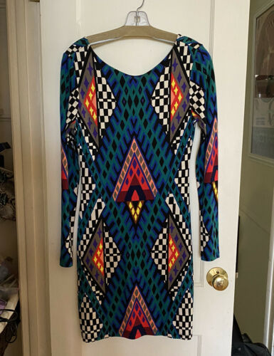 Mara Hoffman Tribal Midi Dress
