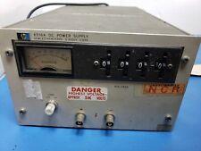 Hewlett Packard Hp 6516a Dc Power Supply 3000 Volts 6 Ma