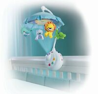 Fisher-price Precious Planet 2-in-1 Projection Mobile , New, Free Shipping on sale