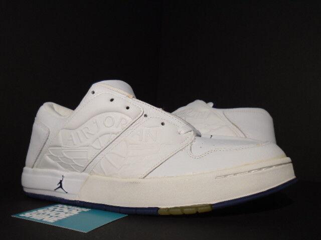 Nike Air Jordan Jordan Air I Nu '1 retro blanco azul marino negro og ajko baja temporada 302371-141 12 reducciones de precios, beneficios de descuentos 5246c6